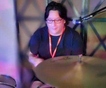 Chris MacAlpine  (Drums)
